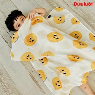 Chăn xô mùa hè cho bé và trẻ nhỏ (2 lớp) Rototo Bebe nhập khẩu Hàn Quốc kích thước 90x120cm - ROTOTO_CX thumbnail
