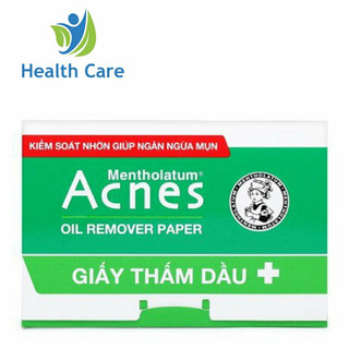 Giấy Thấm Dầu Acnes Oil Remover Paper (100 Tờ) - 047 thumbnail
