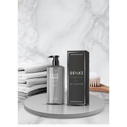 Dầu gội đầu nam cao cấp SENXI mùi hương thơm, loại bỏ gàu, tóc mượt, kích thích mọc tóc, giảm rụng tóc, làm dày tóc, dầu gội dầu 2 trong 1 giá rẻ dành cho nam nội địa Trung 500ml SPT110041