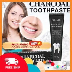 Kem đánh răng than tre Tẩy vết ố răng miệng Chăm sóc nha chu Chống hôi miệng