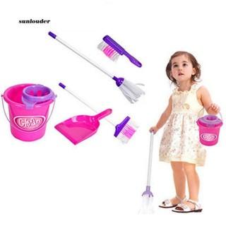 Đồ chơi dọn dẹp vệ sinh nhà cửa cho bé - baby19 thumbnail