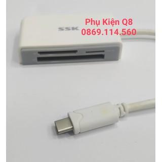 Đầu đọc thẻ SSK TYPE SCRM 610 (3.0) - DD288 thumbnail