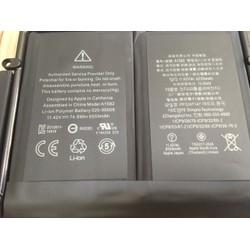 Pin macbook pro retina A1502 2015 A1582  Hàng NEW ZIN