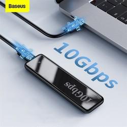 Thiết bị chuyển đổi ổ SSD thành ổ lưu trữ di động SSD Box Baseus Full Speed Series SSD Enclosure