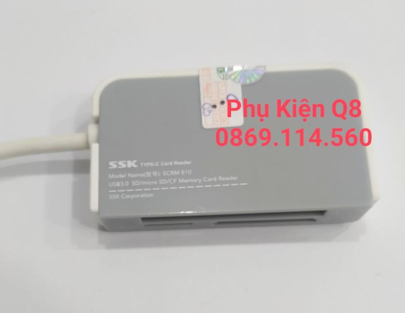 Đầu đọc thẻ SSK TYPE SCRM 610 (3.0) - DD288 1