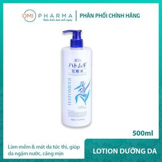 Lotion dưỡng ẩm& làm sáng da Reihaku Hatomugi Lotion (500ml) - 4513574025882 thumbnail
