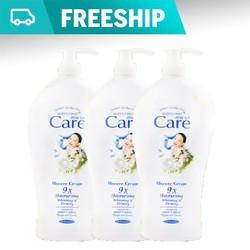 [Combo 3 Chai ] Sữa tắm con dê care thái lan 1200ml