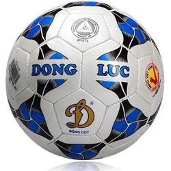 Quả bóng đá Động Lực cợ bắp số 5 UCV 3.05 -Tặng kèm kim bơm và lưới đựng bóng