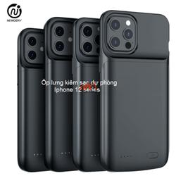 Ốp lưng kiêm sạc dự phòng iPhone 12 mini hiệu Newdery