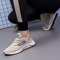 Giày Sneaker Nam Đẹp – Giày Sneaker Trắng Nam Giá Rẻ