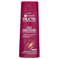 Dầu Gội Garnier Fructis Goji Farb Power Cho Tóc Nhuộm