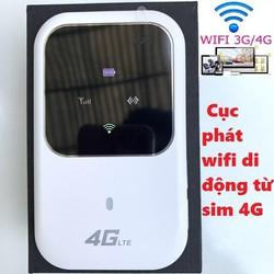 Thiết bị phát sóng điện tử di động chia sẻ wifi trực tiếp từ sim 3g 4g
