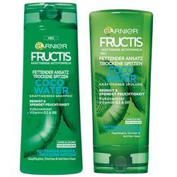 Bộ Dầu Gội Garnier Fructis Coco Water