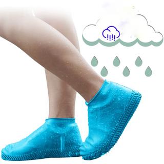 Bọc giày đi mưa chống nước, chống bụi bẩn silicon co size - BGI thumbnail