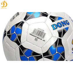 Quả bóng đá Động Lực cợ bắp số 5 UCV 3.05 -Tặng kèm kim bơm và lưới đựng bóng [ĐƯỢC KIỂM HÀNG]