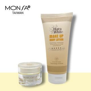 [FREESHIP] Bộ 2 sản phẩm dưỡng da Hara White kem dưỡng da mặt và kem dưỡng body - B2KFB thumbnail