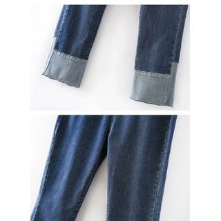 Quần jean nữ big size Hàng Order quần jean cho người mập [ĐƯỢC KIỂM HÀNG] 37700859 - 37700859 thumbnail