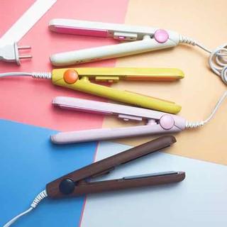 Máy là, duỗi tóc mini - Máy là tóc mini màu sắc - Máy là tóc thumbnail
