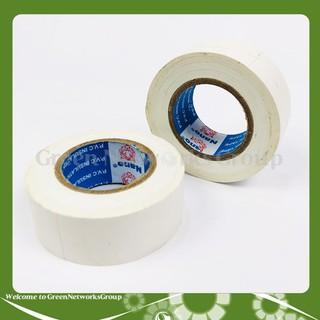 Băng keo quấn thể thao bản 2.5cm Trắng Greennetworks ( 1 Cuộn ) - 0101080400034-2.5cm thumbnail