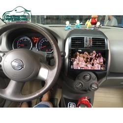 Deal Hot - Màn Hình Androi 9 Inchs Xe Nissan Sunny Cắm Sim 4G  Wifi -Spa