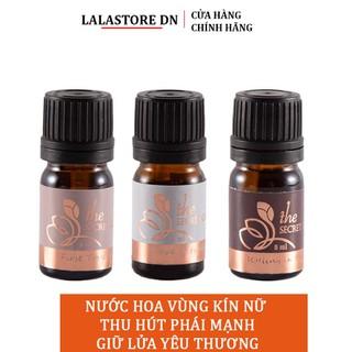 Nước Hoa Vùng Kín Nữ The Secret Garden MINI GARDEN - Nước Hoa Thu Hút The Secret Garden Perfume 5ml