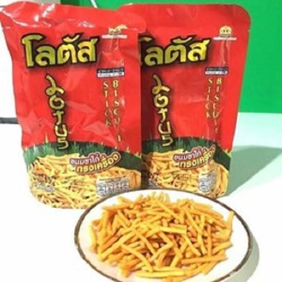 3 Gói bánh Que Thái lan 25Gram