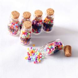 Mini Đựng Kẹo Nhựa Trang Trí Nội Thất Mô Hình Tỷ Lệ 1:12