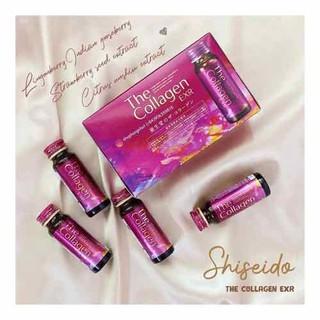 The Collagen Shiiseido EXR của Nhật Bản-Nước Uống Đẹp Da Bổ sung collagen hàm lượng cao cho da - 3256 thumbnail