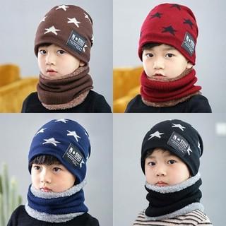 Set khăn len kèm mũ cho bé - Set khăn len kèm mũ cho bé thumbnail