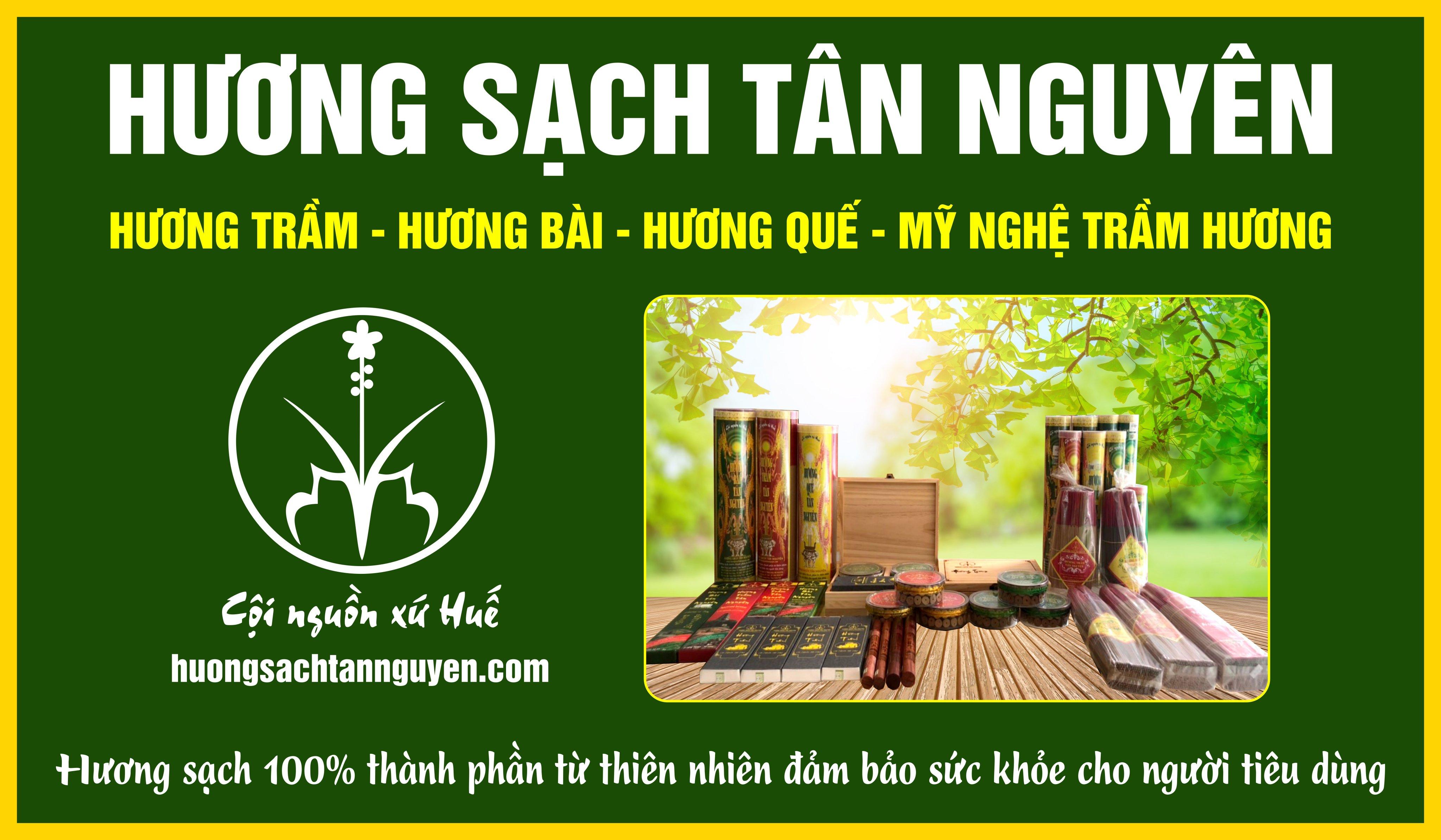 Hương Sạch Tân Nguyên
