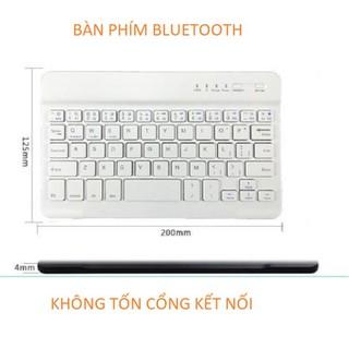 Bàn phím bluetooth - Bàn phím bluetooth máy tính , điện thoại - Bàn phím bluetooth thumbnail