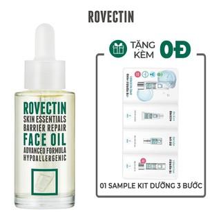 Dầu dưỡng ẩm cho da nhạy cảm Rovectin Skin Repair Face Oil 30ml - RV_FO01 thumbnail