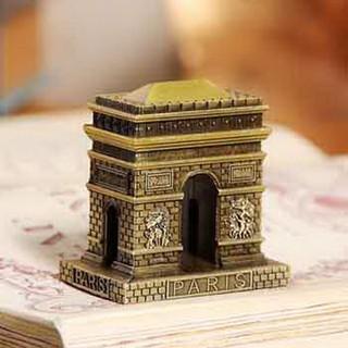 Mô hình Khải Hoàn Môn cao 8 cm Màu Vàng Rêu ASAM - Mô hình Khải Hoàn Môn thumbnail