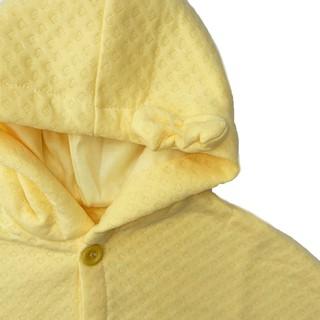 Áo choàng Cotton Hoodie Unisex bé sơ sinh BabyBean [ĐƯỢC KIỂM HÀNG] 37797700 - 37797700 thumbnail