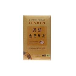 Viên uống Đông Trùng Hạ Thảo tăng cường sức đề kháng TENKEN 60 Viên