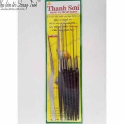 dụng cụ lấy ráy tai thanh sơn vĩ 8 món