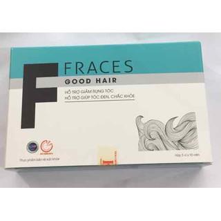 FFRANCES Good hair viên uống dưỡng tóc hỗ trợ giảm rụng tóc hộp 30 viên - FrancesDưỡngTóc thumbnail