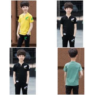 [HOT] Set bộ quần áo trẻ em mẫu Lông Chim hot hit dành cho bé trai 18-28kg. Thiết kế hợp thời trang, màu sắc bắt mắt - Set Lông Chim thumbnail