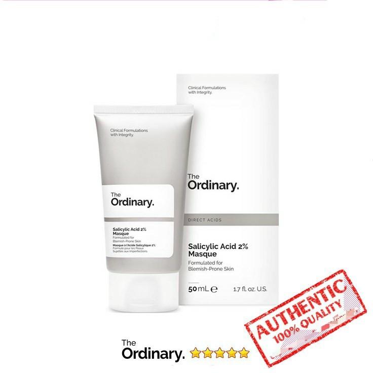 Mặt nạ The Ordinary Salicylic Acid 2% Masque - Mặt nạ The Ordinary 1