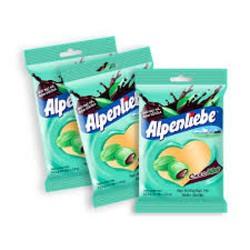 gói 40 viên Kẹo cứng Alpenliebe các vị caremen/ dâu/bạc hà socola 120G