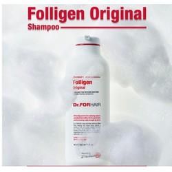 Dầu gội Dr. For Hair Folligen Original Shampoo 500ml