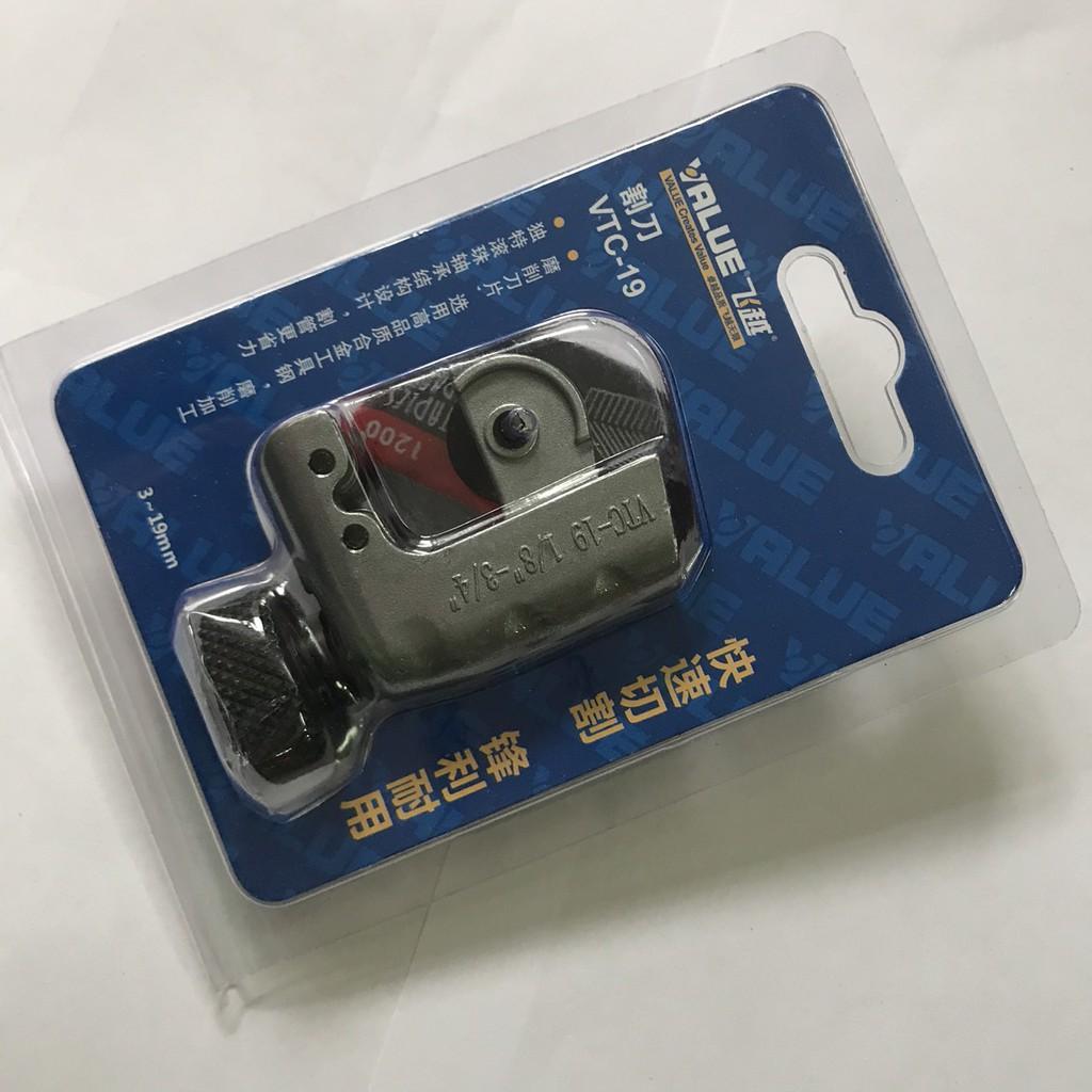 Dao cắt ống đồng mini VALUE  VTC-19