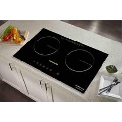 Bếp từ hồng ngoại Kan ga roo KG499N-Tự ngắt khi bếp nóng quá tải- Khoá bảng điều khiển- Bảng điều khiển cảm ứng sang trọng-Loại nồi nấu:Mặt bếp từ sử dụng nồi có đáy nhiễm từ-mặt bếp hồng ngoại không kén nồi