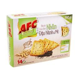Bánh quy AfC dinh dưỡng Đậu nành & mè 168g