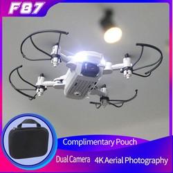 Máy bay Fycam mini 4K, FLYCAM F87 MÁY BAY KHÔNG NGƯỜI LÁI DRONE WIFI, 2.4GHZ, ĐỘ PHÂN GIẢI 4K CHỤP ẢNH TRÊN KHÔNG