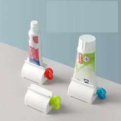 Dụng cụ cuộn kem đánh răng siêu tiện
