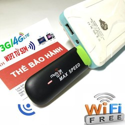 USB WIFI TỪ SIM 4G SÓNG CỰC KHỎE
