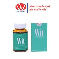 Viên Uống Bổ Mắt WIT (Hộp 30 Viên) - Nhập Khẩu Từ Mỹ - Victory Pharmacy