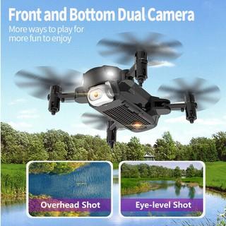 Máy bay Flycam mini chất lượng 4K, Máy bay chuyên nghiệp giá rẻ F87 - Flycame F87 cao cấp thumbnail