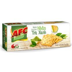 Bánh quy AfC dinh dưỡng Trà xanh 144g
